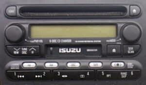 MITSUBISHI AM FM RADIOS