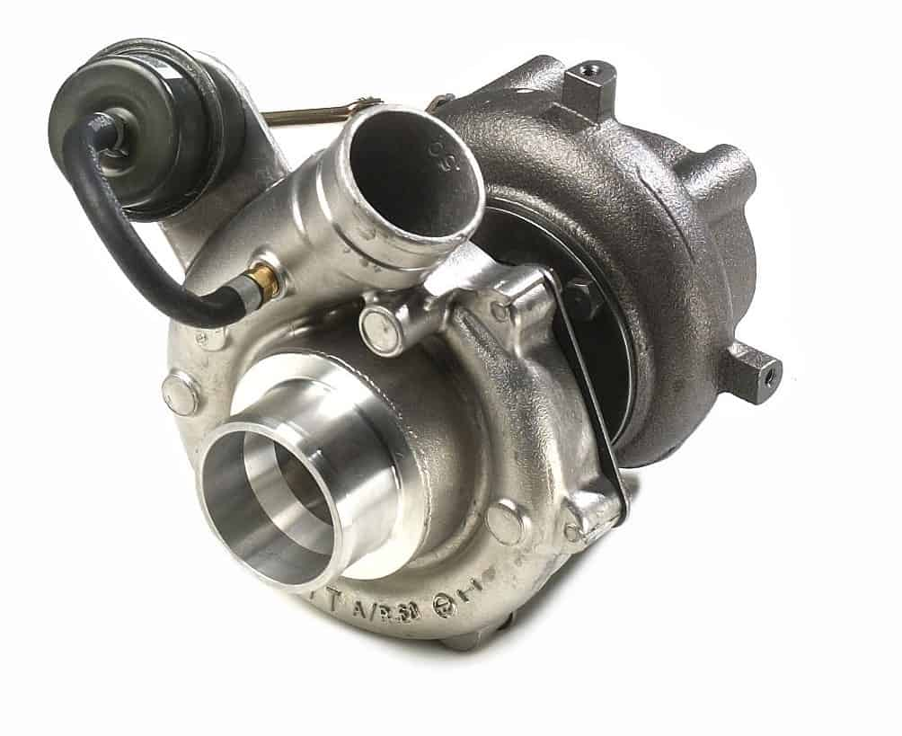 GMC TURBO CHARGER